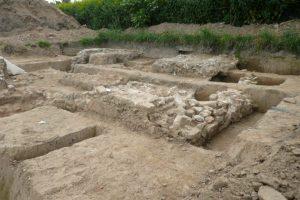 Grondwerkzaamheden Archeologie Archeologisch Berging