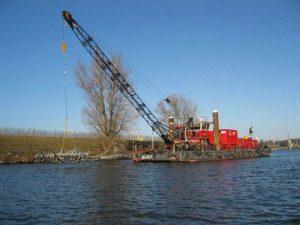 Waterbodem Waterschap Berging Vervuiling