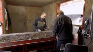 Ondergronds Grondwerkzaamheden Archeologie Archeologisch Explosieven Granaat Wereldoorlog ww2