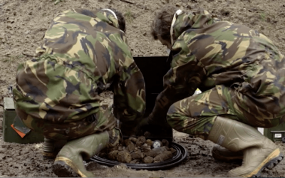 Explosievenopruiming: Onze explosieve erfenis