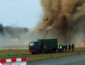 Neergestort Explosieven Granaat Wereldoorlog ww2 Milieu Gemeente