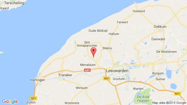 Franeker Courant, 21 juni 2016 – Tijdelijke aanrijroute voor berging gecrashte straaljager Bitgum
