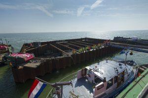 Berging IJsselmeer Wellington Bommenwerker