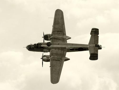 Leemans Vliegtuigwrak