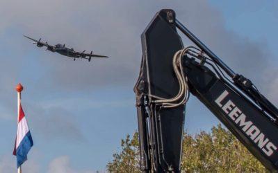 Friesland Actueel, 28 juli 2017 – Vliegtuigwrak Avro Lancaster grotendeels compleet