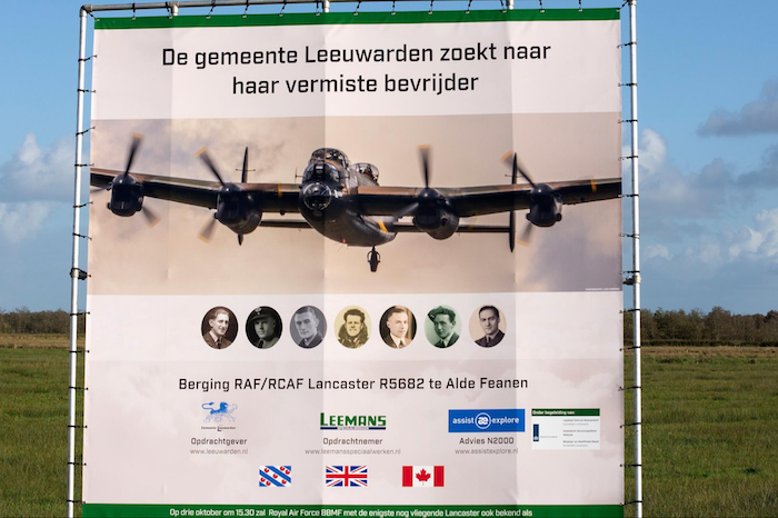 War History Online, July 30, 2017 – This Summer: Excavation of Famous WW2 Canadian Avro Lancaster in the Netherlands
