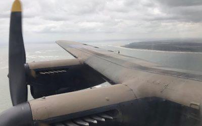 Friesland Actueel, juli 28, 2017 – Vliegtuigwrak Avro Lancaster grotendeels compleet