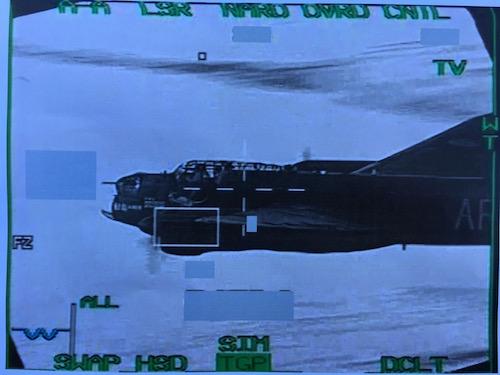 Leemans Speciaalwerken Berging Lancaster R5682 Warten