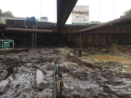 Blik op nieuws, July 28, 2017 – Vliegtuigwrak Lancaster Alde Feanen lijkt grotendeels compleet