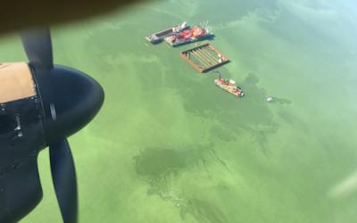 NOS, September 7, 2016 – Vliegtuig uit WOII in IJsselmeer had Poolse bemanning