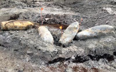 NU.nl, 31 augustus 2016 – Voorspoedige berging wrak bommenwerper van bodem IJsselmeer