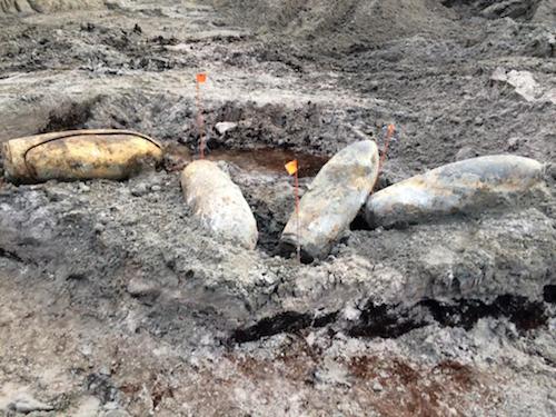 NU.nl, August 31, 2016 – Voorspoedige berging wrak bommenwerper van bodem IJsselmeer